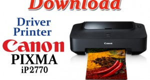 driver printer cannon ip2770